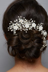 AW1137 Bridal Hair Vine