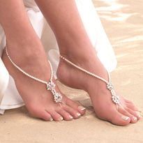 Double Star Barefoot Sandal