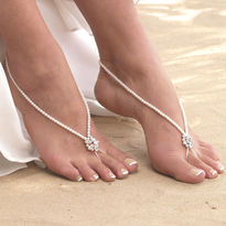 Single Star Barefoot Sandal