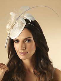 Smartie Fascinator with Quill