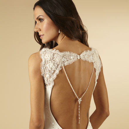Crystal Back Jewellery