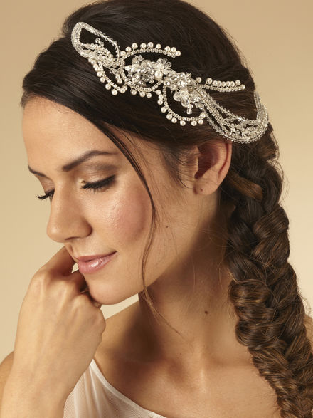 Vintage Statement Headpiece