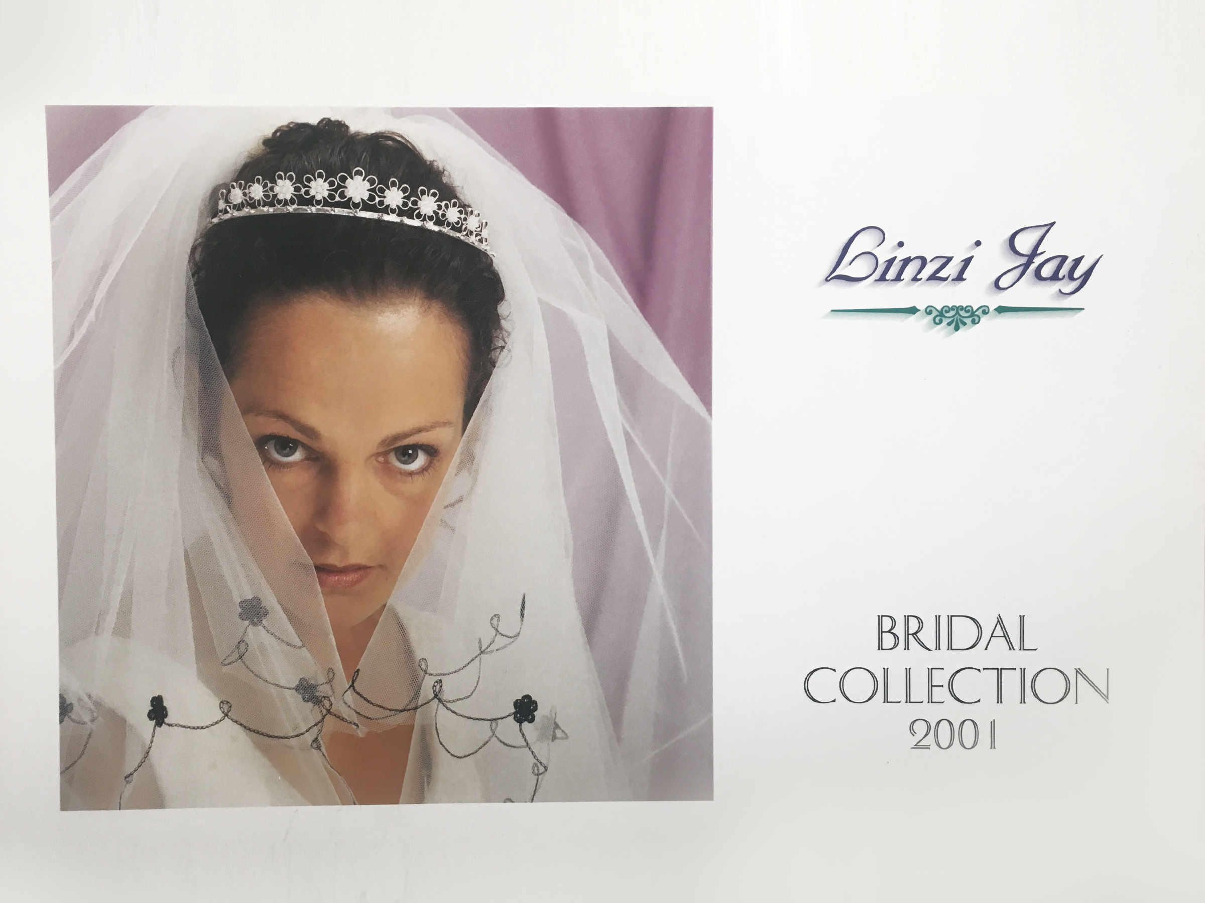 Changing faces of linzi jay 2001 saw the launch of arianna tiaras and the collections of linzi jay had their own brochures ombrellifo Image collections