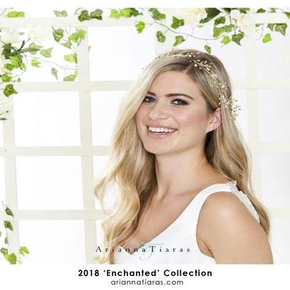Arianna Tiaras 'Enchanted' Collection
