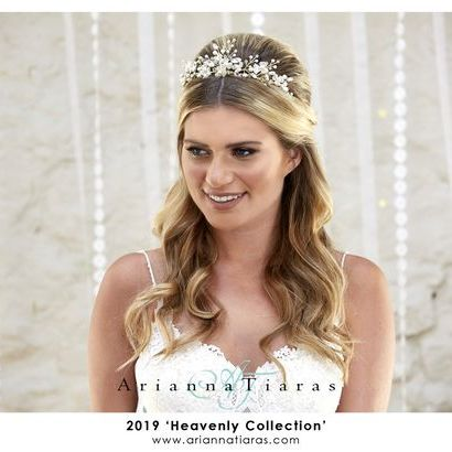 2019 Arianna Tiaras Heavenly Collection