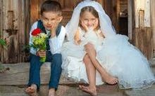 Ways to involve children in your wedding day
