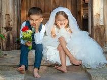 children wedding day