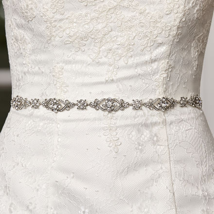 Vintage Look Bridal Belt