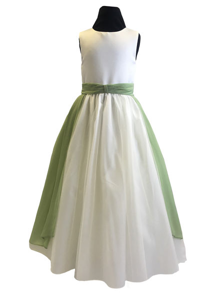 Chiffon Bow Overskirt (Dress not Included)