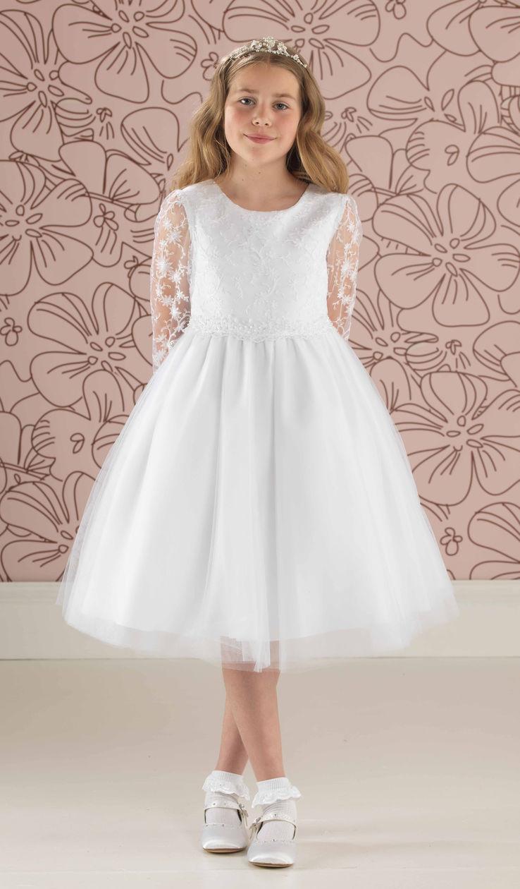 Short Communion Dresses
