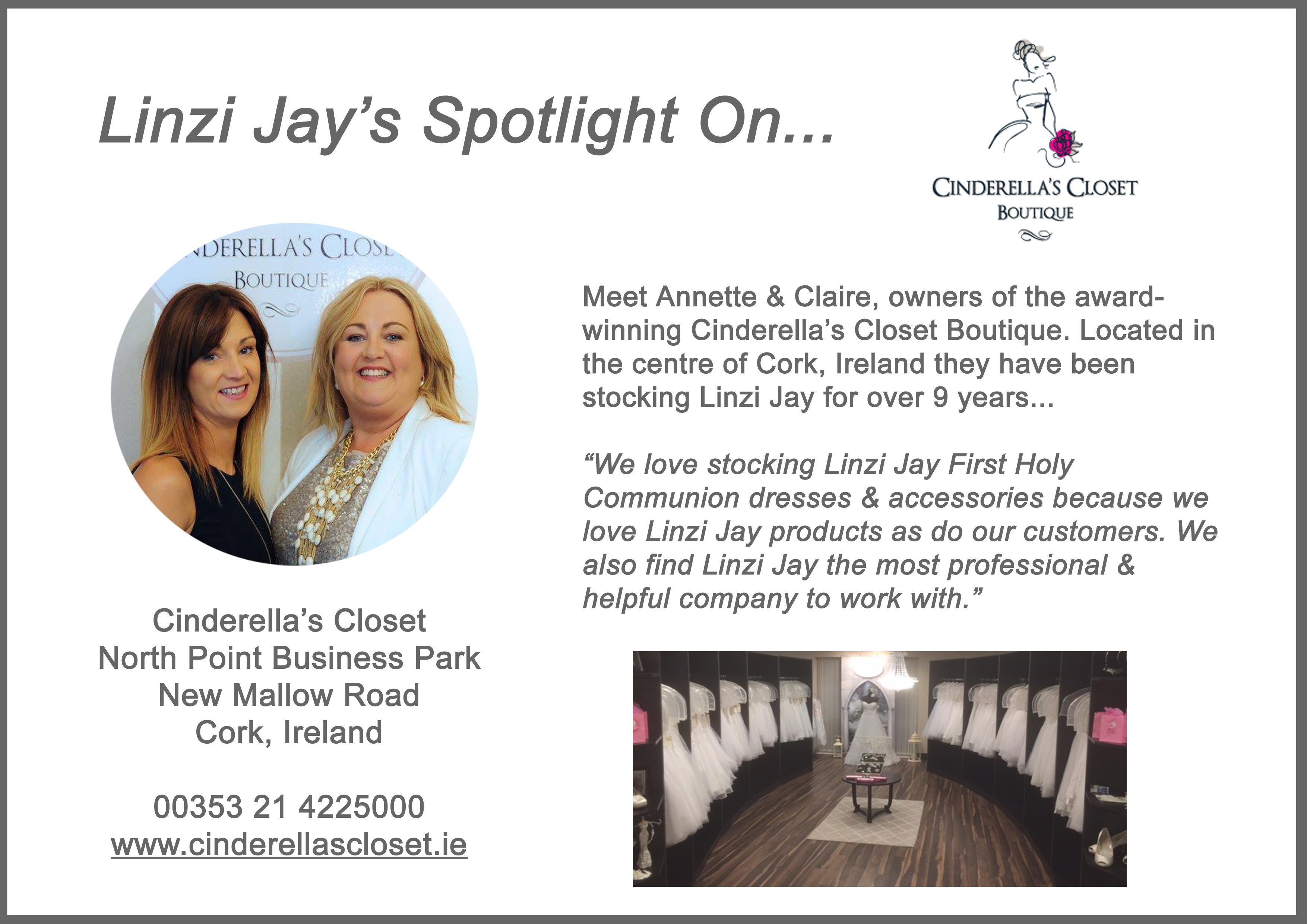 Spotlight On Cinderella S Closet