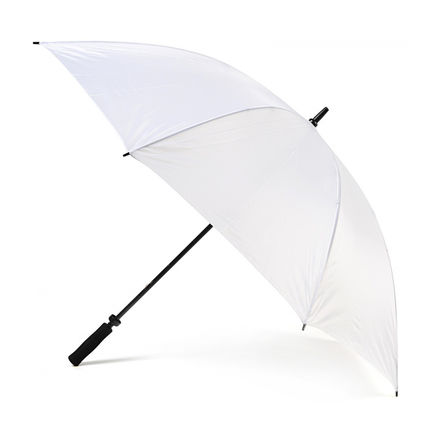 White Bridal Golf Umbrella